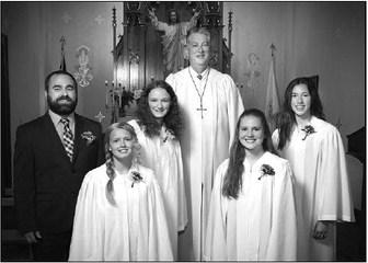 ST. PETER'S LUTHERAN   CHURCH  Wisconsin Synod  113 E. Bonduel St.   Theresa  Rev. J. Learman,  920-488-2571  920-238-1699