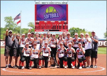 Marshladies Repeat, Win Back-To-Back  Championships For Second Time
