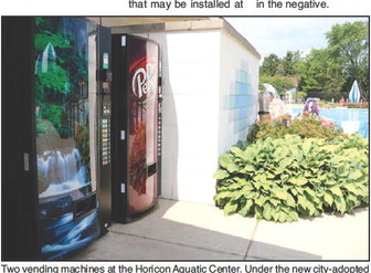Blues Zones Vending Machine Standards Adopted By City Of Horicon