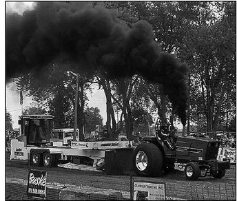 Theresa Lions Truck And  Tractor Pull Fundraiser  Supports Community Projects