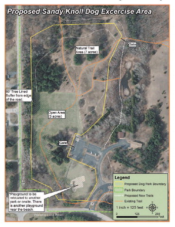 Public Input Sought For Proposed   County Dog Park