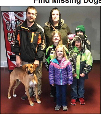Local Family Appreciative After Social Media Helps Find Missing Dogs