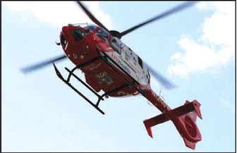 Air Ambulance Bases Within Minutes Of Mayville  And Other Dodge County Municipalities