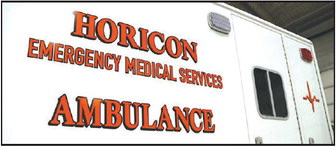 Horicon Council Approves Proposed Extension  Of EMS Agreement With Village Of Kekoskee