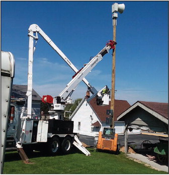 Village Fixes Issues With Tornado Warning Sirens