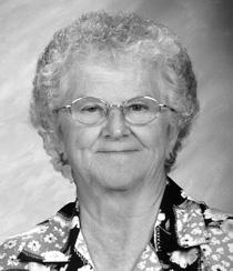 Bernadine M. Bodden