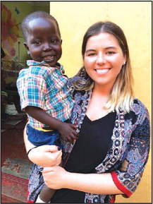 How One Ugandan Boy's Story Inspired Mayville Native To Start Her Own Nonprofit