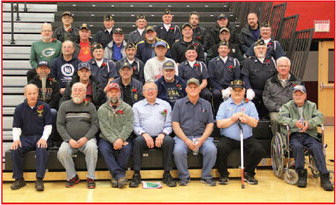 School District Honors Local  Veterans With Annual Celebration