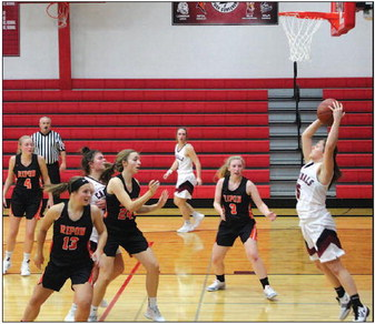 Lady Cards Notch First Win Of Season Against Ripon