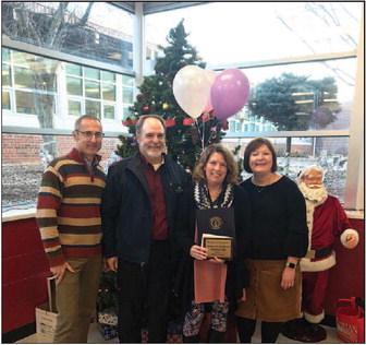 Lomira Teacher Named Local Radio Station's Teacher Of The Month