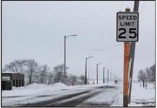 Village Considering Increasing Speed Limit On East Avenue