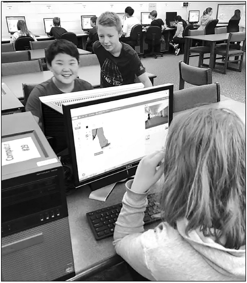 Campbellsport Middle/High School Media Center Receives  Funding To Develop Youth Coding Programs