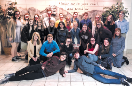 CHS Forensics Compete At Sub District Level