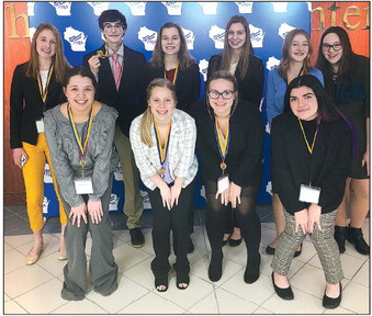 FBLA Regional Leadership  Conference Held In Chilton