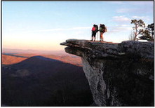 Appalachian Trail Thru-Hikers Complete 2,192 Mile Journey