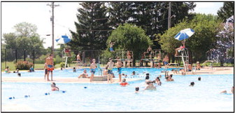 City Reopens Park Facilities,  Aquatic Center To Open June 13