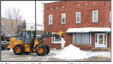 Mayville Residents Reminded Of Winter Parking Regulations