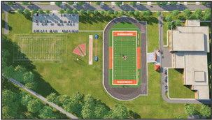 Horicon Schools Receives $1.25 Million Donation for  Future Athletic Complex