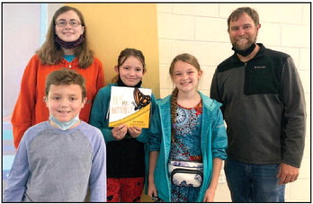 Former Horicon  Teacher Celebrates  Publishing with  Past Students