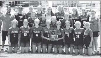 Kewaskum Girls Win Regional Soccer Championship