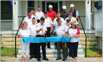 American Legion Hall To Get New Roof