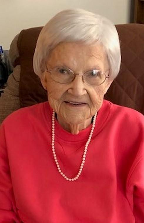 Gladys June Frentzel